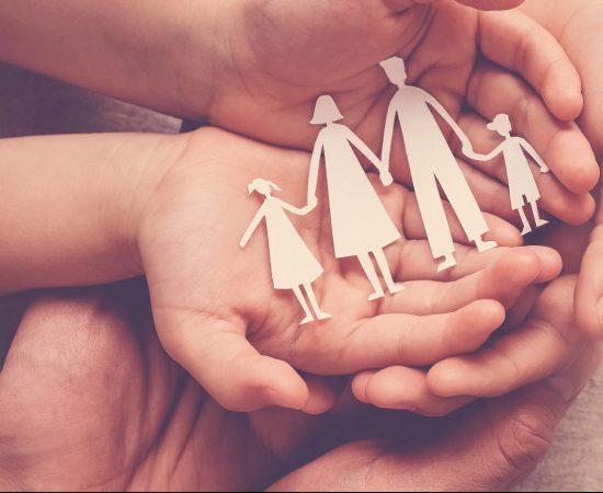 Therapiemethoden - Familienaufstellung